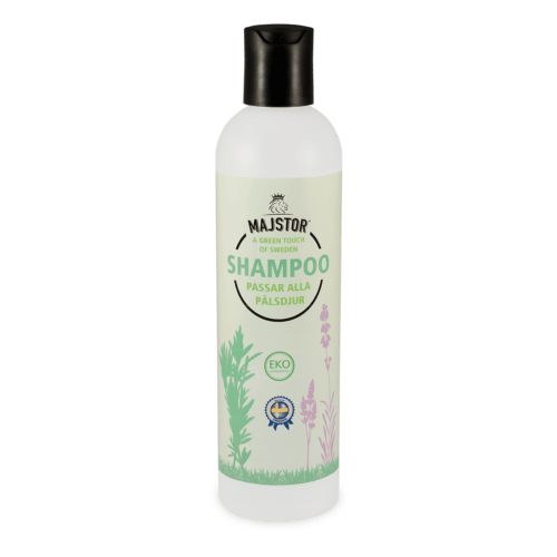 Majstor Shampoo - Schampoo för hund, katt och pälsdjur