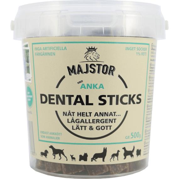 Majstor Dental Sticks Anka 500g